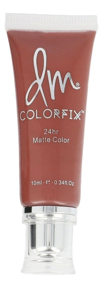 Тинт для губ ColorFix 24hr Cream Color Matte 10мл: Coffee Cake