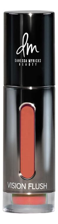 Водостойкое средство для макияжа лица, глаз и губ Vision Flush 6мл: Ballet Slippers Warm Tone Peachy Nude