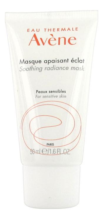 Купить Маска для лица увлажняющая и успокаивающая Les Essentiels Masque Apaisant Eclat 50мл, Avene