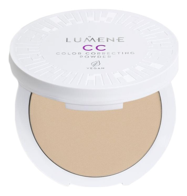 цена на Пудра Абсолютное совершенство CC Color Correcting Powder 10г: Medium/Dark