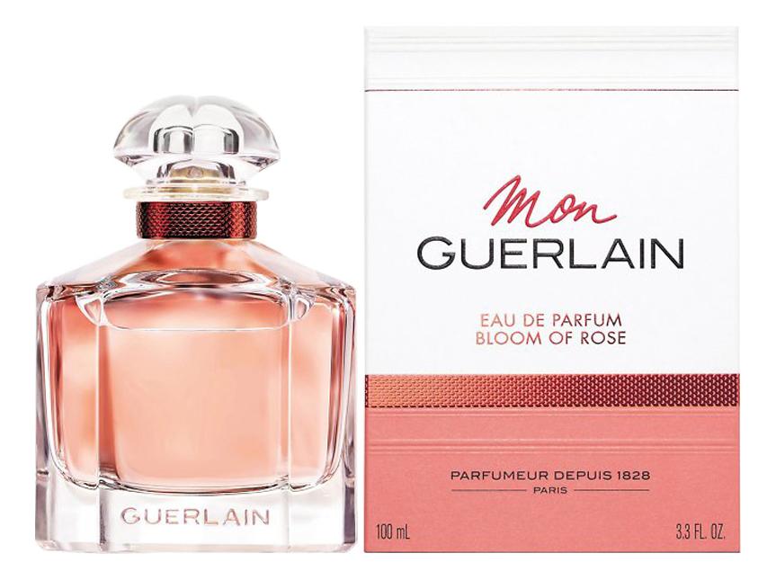 Фото - Mon Guerlain Bloom Of Rose Eau De Parfum: парфюмерная вода 100мл mon guerlain eau de toilette туалетная вода 100мл