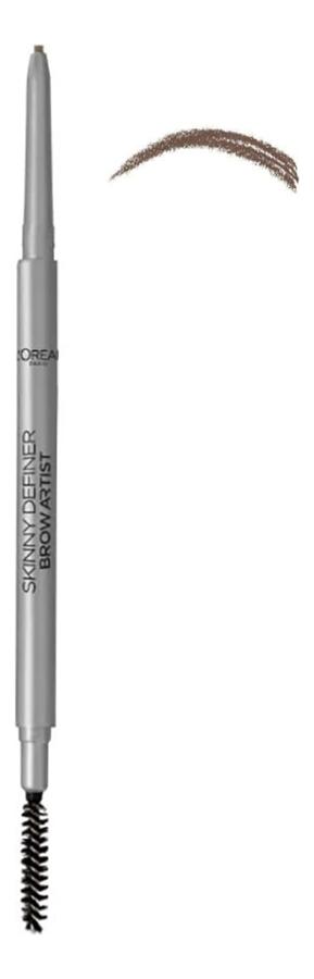 Автоматический карандаш для бровей Brow Artist Skinny Definer 5г: No 108 автоматический карандаш для бровей brow artist skinny definer 5г no 101