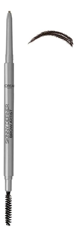 Автоматический карандаш для бровей Brow Artist Skinny Definer 5г: No 109 автоматический карандаш для бровей brow artist skinny definer 5г no 101