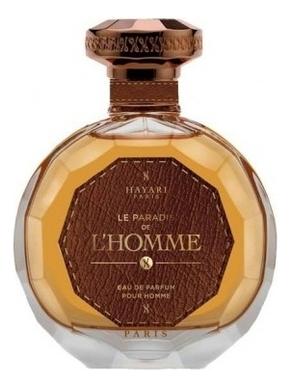 Купить Le Paradis de L'Homme: парфюмерная вода 100мл, Hayari Parfums