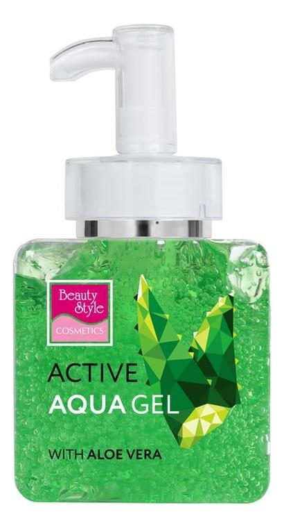 Активный аква-гель с экстрактом алоэ вера Active Aqua Gel: Гель 250мл adidas active start гель муж 250мл