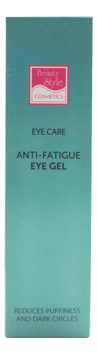 Гель против темных кругов под глазами Eye Care Anti-Fatigue Gel 15мл против кругов под глазами