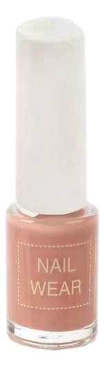 Фото - Лак для ногтей Nail Wear 7мл: 109 Rose Syrup лак для ногтей nail wear 7мл 73 blossom