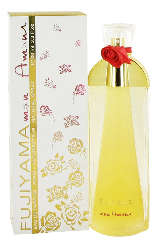 Fujiyama Mon Amour: парфюмерная вода 100мл
