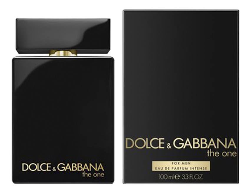 Купить Dolce Gabbana (D&G) The One For Men Intense: парфюмерная вода 100мл, Dolce Gabbana (D&G) The One For Men Intense, Dolce & Gabbana