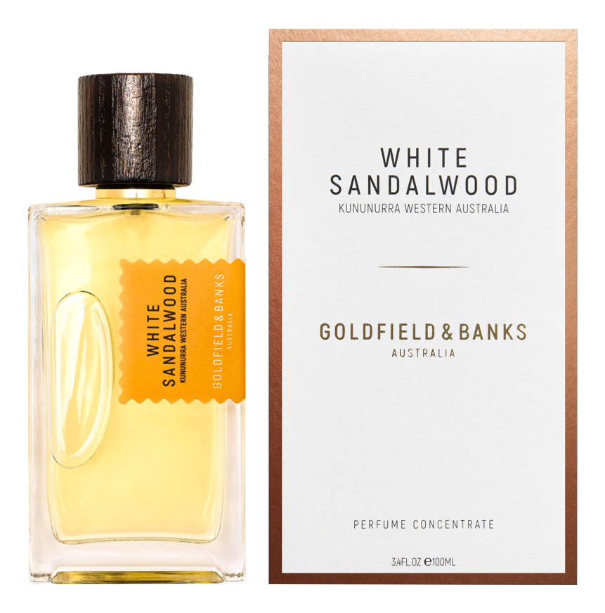 Goldfield & Banks Australia White Sandalwood: духи 100мл