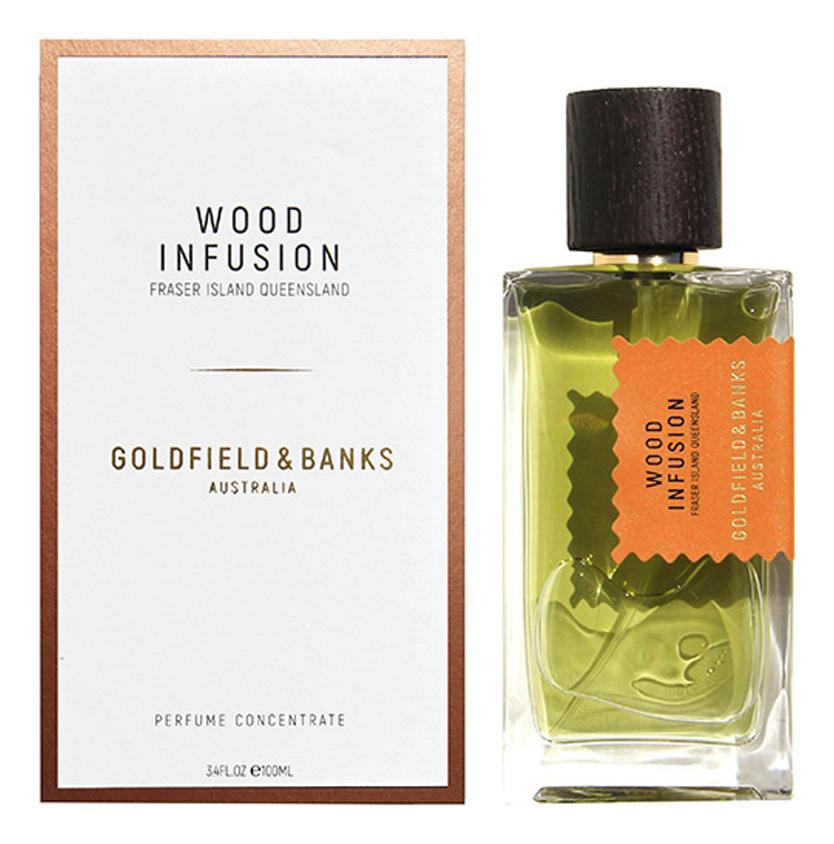 Goldfield & Banks Australia Wood Infusion: духи 100мл