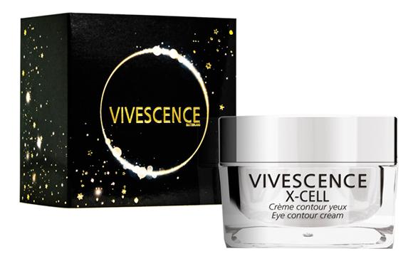 Ревитализирующий крем для кожи вокруг глаз X-Cell Eye Contour Cream 15мл: Крем 15мл (подарочная упаковка) baxi luna duo tec mp 1 60