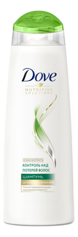 Купить Шампунь для волос Контроль над потерей волос Hair Therapy Damage Solutions: Шампунь 250мл, Dove