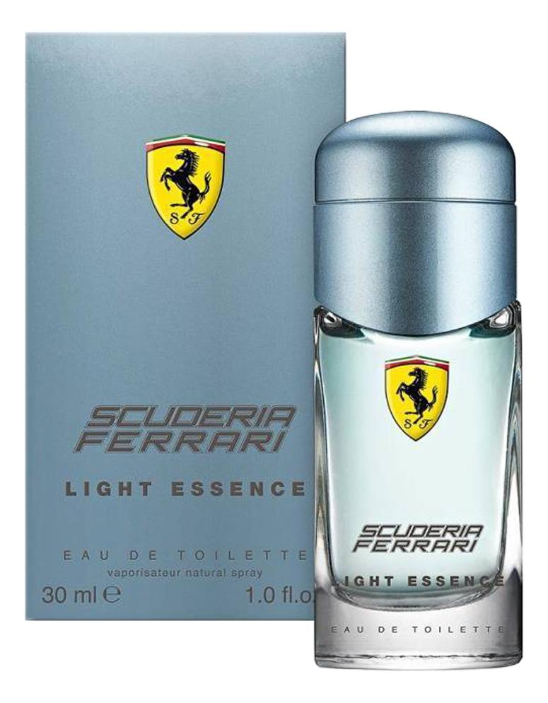 цена Ferrari Scuderia Ferrari Light Essence: туалетная вода 30мл онлайн в 2017 году