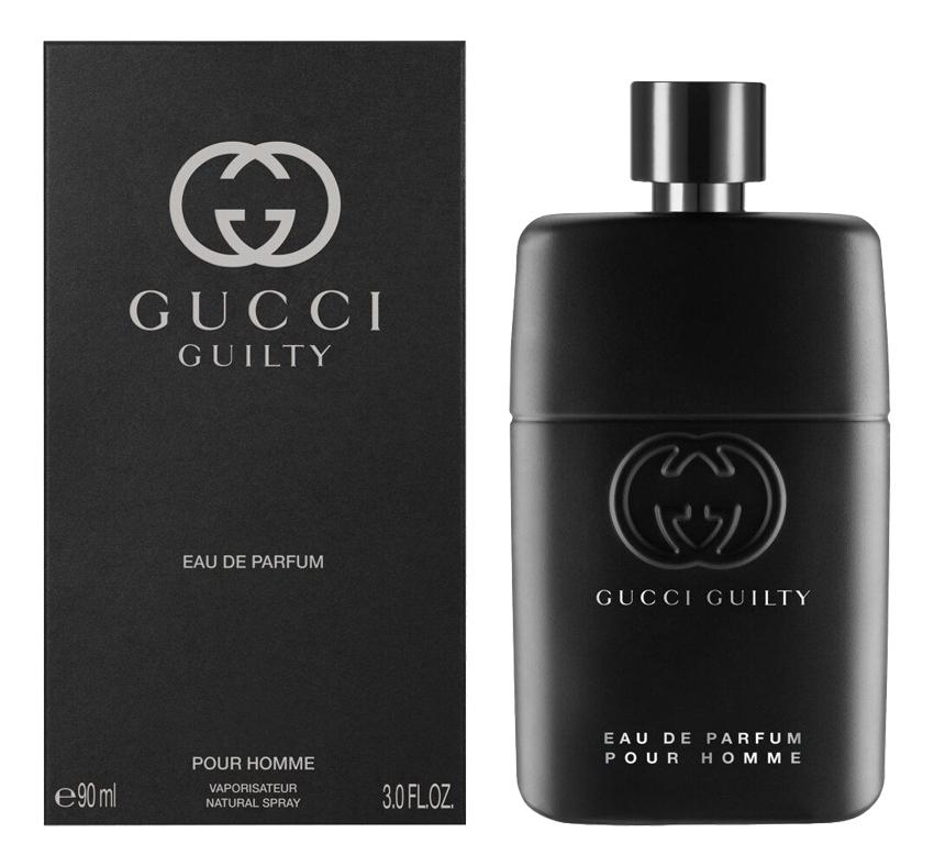 Guilty Pour Homme Eau De Parfum: парфюмерная вода 90мл guilty pour homme eau de parfum парфюмерная вода 50мл