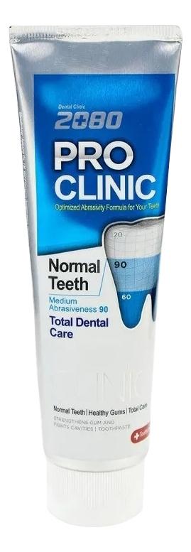 Зубная паста Профессиональная защита Dental Clinic 2080 Pro Normal Teeth 125г