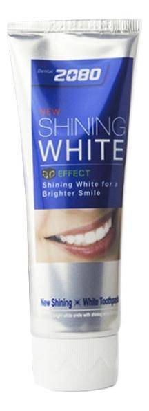 Зубная паста Сияющая белизна Dental Clinic 2080 Shining White 100г