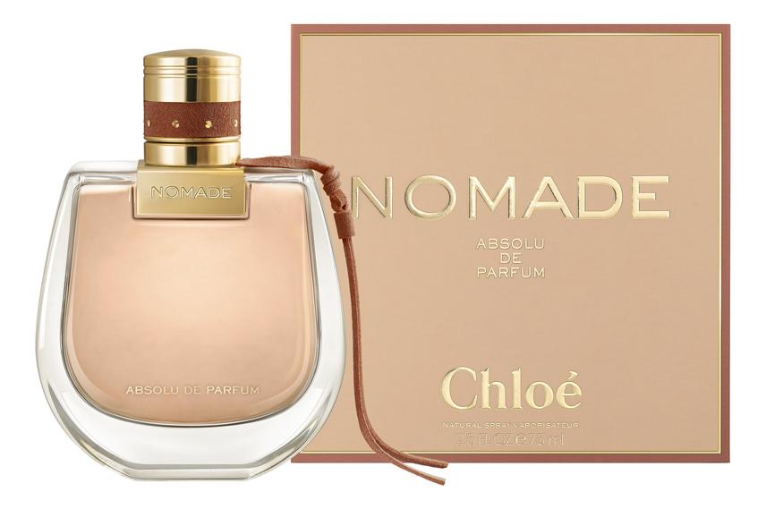 Nomade Absolu De Parfum: парфюмерная вода 75мл gourmandises парфюмерная вода 75мл