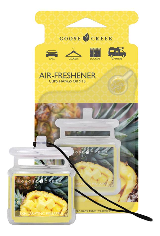Освежитель воздуха Exhilarating Pineapple (Бодрящий ананас) фото