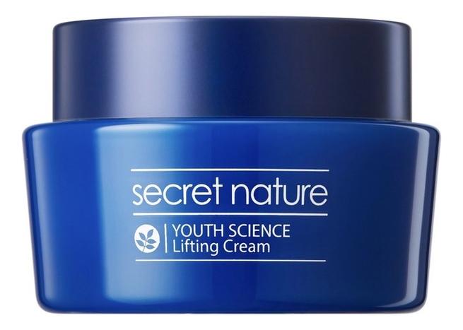 Купить Питательный лифтинг-крем для лица Youth Science Lifting Cream 50мл, Secret Nature