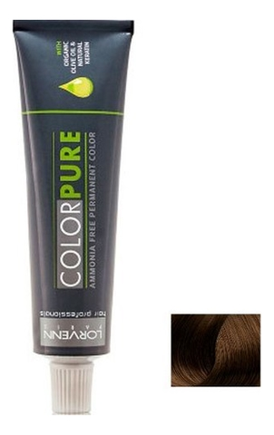 Безаммиачная краска для волос Color Pure 50мл: 6.71 Dark Blond Coffee Ash безаммиачная краска для волос матрикс отзывы