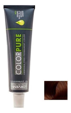 Безаммиачная краска для волос Color Pure 50мл: 6.77 Dark Blond Deep Brown