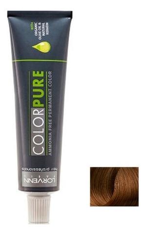 Безаммиачная краска для волос Color Pure 50мл: 7.73 Blond Tobacco безаммиачная краска лореаль палитра