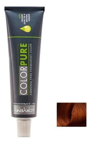 Безаммиачная краска для волос Color Pure 50мл: 7.74 Blond Brown Copper