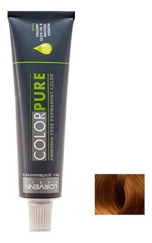 Безаммиачная краска для волос Color Pure 50мл: 8.37 Light Blond Gold Brown