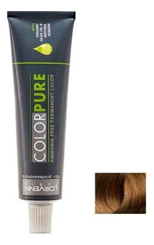 Безаммиачная краска для волос Color Pure 50мл: 8.71 Light Blond Copper Ash безаммиачная краска лореаль палитра