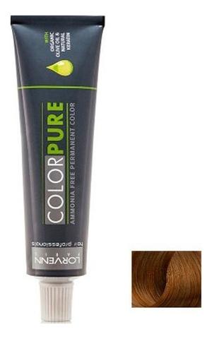 Безаммиачная краска для волос Color Pure 50мл: 8.73 Light Blond Tobacco безаммиачная краска для волос матрикс отзывы