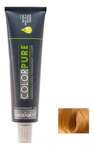 Безаммиачная краска для волос Color Pure 50мл: 9.33 Very Light Gold Blond безаммиачная краска для волос матрикс отзывы