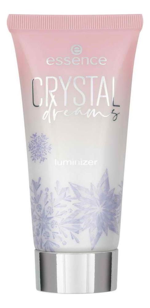 Кремовый люминайзер для лица Crystal Dreams 30мл