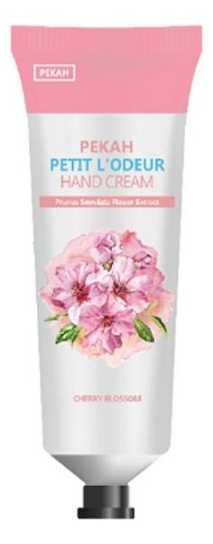 Купить Крем для рук с экстрактом вишни Petit L'Odeur Hand Cream Cherry Blossom 30мл, PEKAH