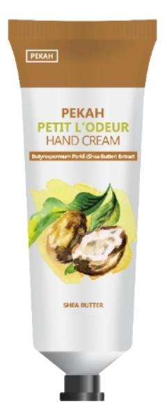 Купить Крем для рук с маслом ши Petit L'Odeur Hand Cream Shea Butter 30мл, PEKAH