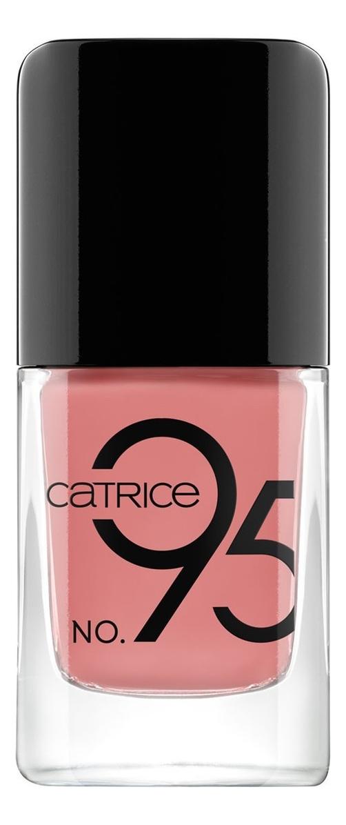 Купить Лак для ногтей IcoNails Gel Lacquer 10, 5мл: 95 You Keep Me Brave, Catrice Cosmetics