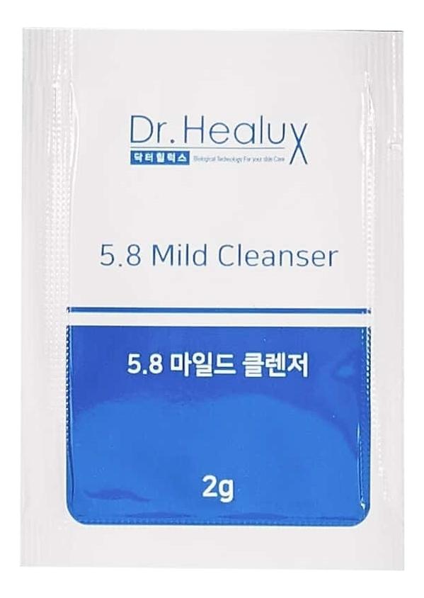 Пенка для умывания 5.8 Mild Cleanser: Пенка 10*2г мустела пенка для умывания