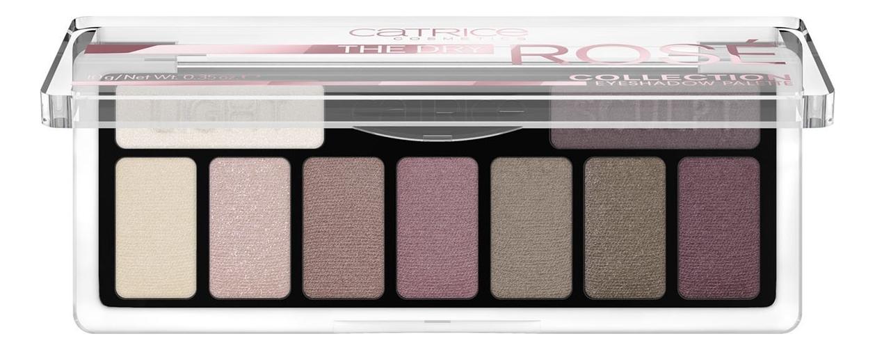 Палетка теней для век Collection Eyeshadow Palette 10г: The Dry Rose недорого