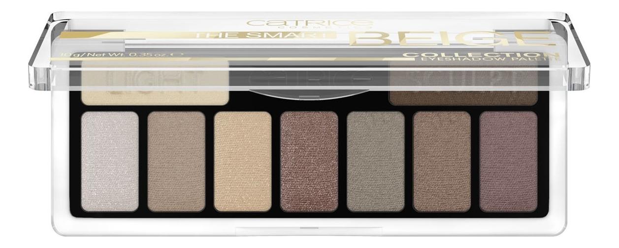 Палетка теней для век Collection Eyeshadow Palette 10г: The Smart Beige недорого