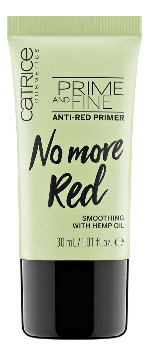 Праймер для лица Prime And Fine Anti-Red Primer 30мл