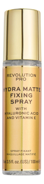 Спрей для фиксации макияжа Hydra-Matte Fixing Spray 100мл