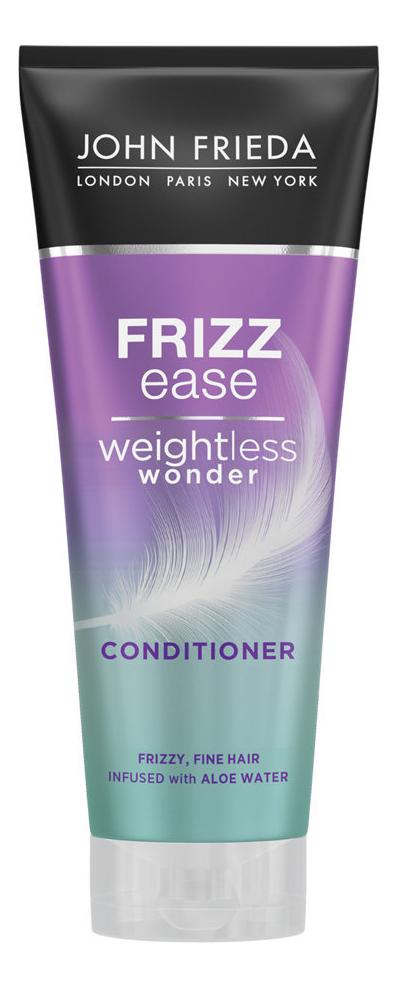 Купить Легкий питательный кондиционер для придания гладкости тонким волосам Frizz Ease Weightless Wonder Сonditioner 250мл, JOHN FRIEDA