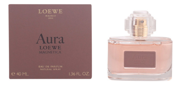 Loewe Aura Magnetica : парфюмерная вода 40мл