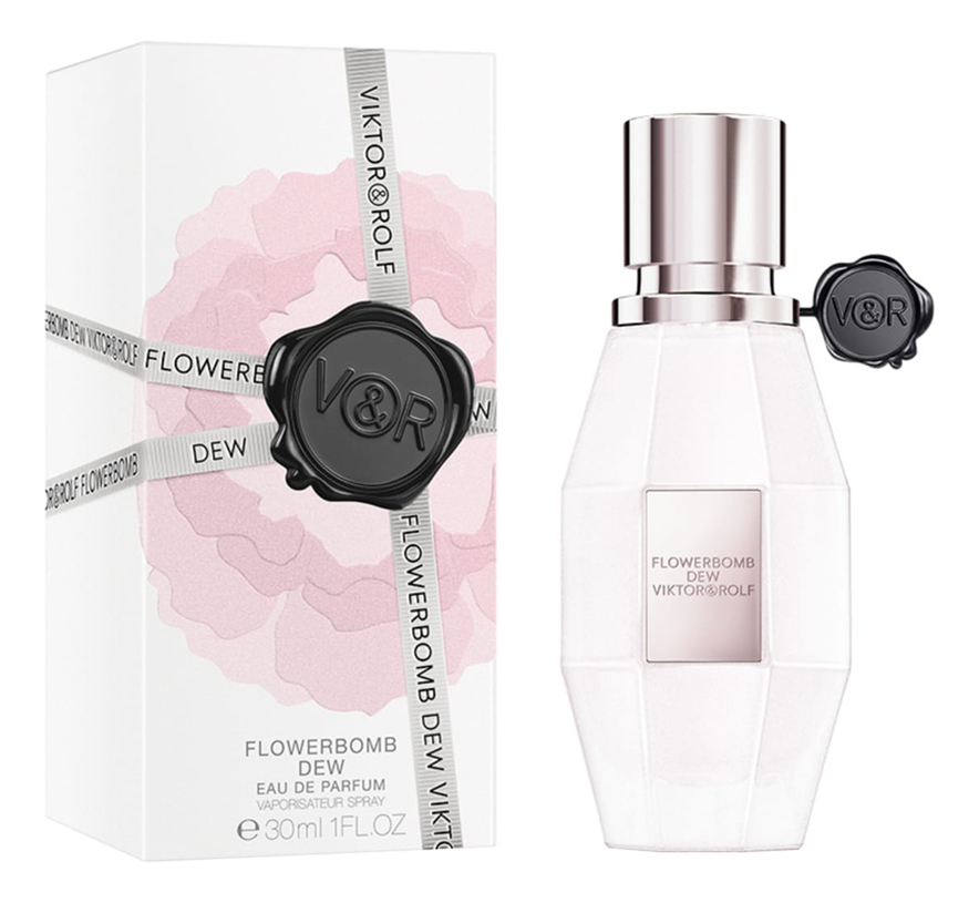 Купить Flowerbomb Dew: парфюмерная вода 30мл, Viktor & Rolf