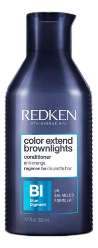 Купить Кондиционер для волос Color Extend Brownlights Conditioner: Кондиционер 300мл, Redken