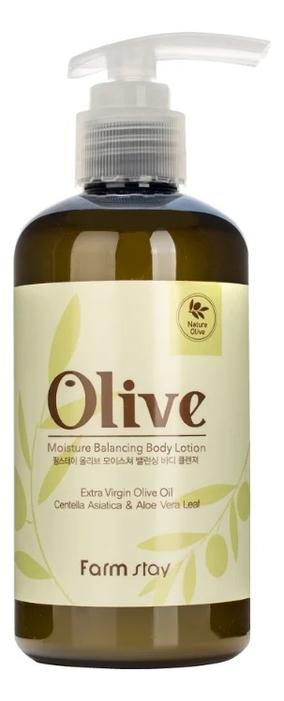 Лосьон для тела на основе оливкового масла Olive Oil Moisture Balancing Body Lotion 250мл масло для тела dalan d olive oil olive body butter 250 мл
