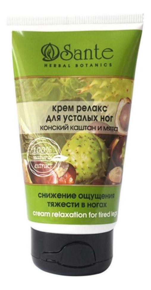 Крем для ног Cream Relaxation For Tired Legr 125мл