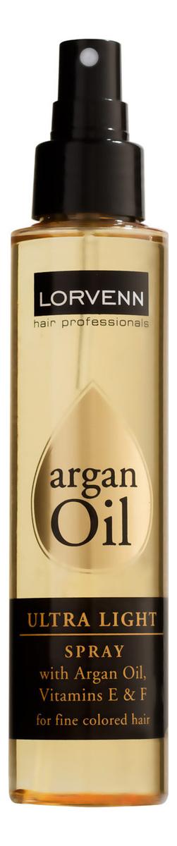 Ультра-легкое масло-спрей для тонких и тусклых волос Argan Oil Ultra Light 125мл