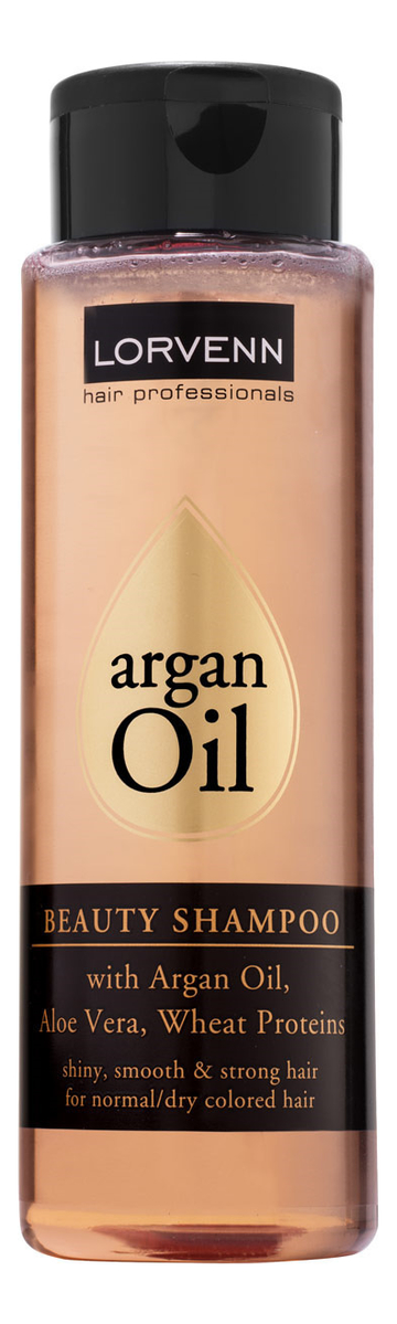Шампунь для волос Argan Oil Beauty Shampoo 300мл