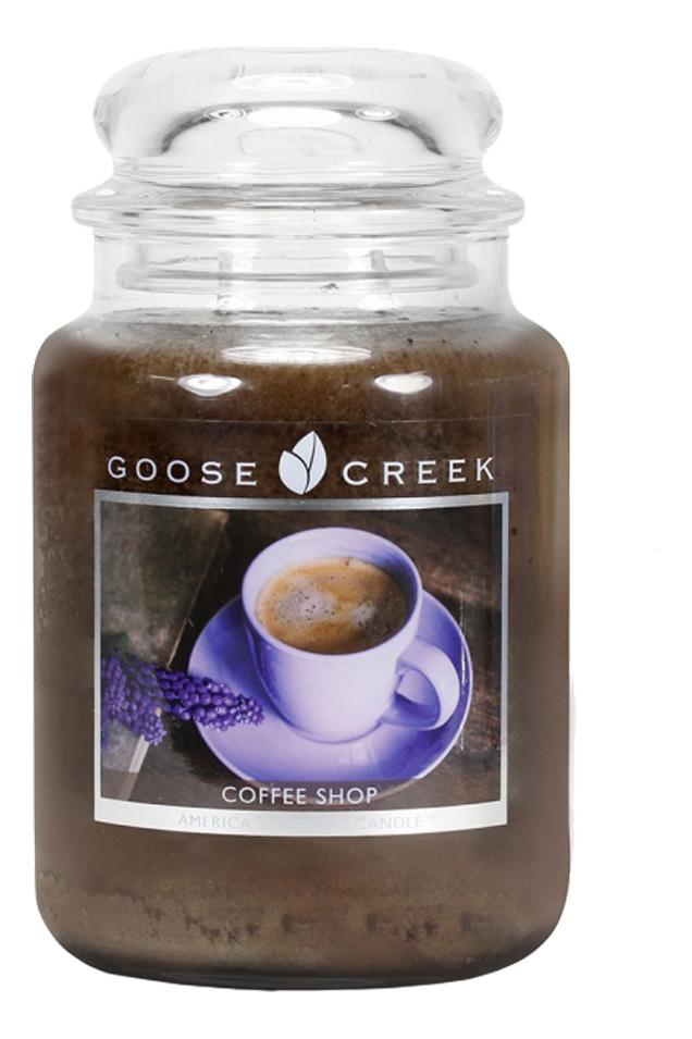Ароматическая свеча Coffee Shop (Кофейня): 680г